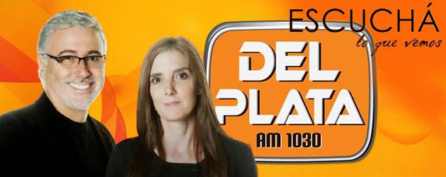1030 radio plata: